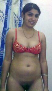 big boobs in red bra
